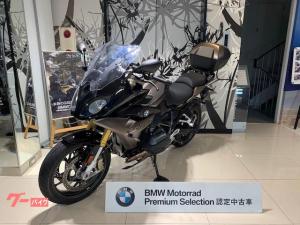 BMW/R1200RS HPマフラー 車体同色テールBOX  2018年登録
