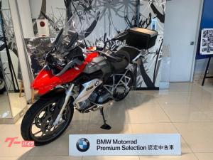 BMW/R1200GS エンジンガード 純正トップケース 2015年登録車