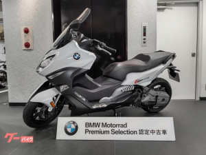 BMW/C650スポーツ ETC2.0車載器 BMW認定中古車 2017年登録車