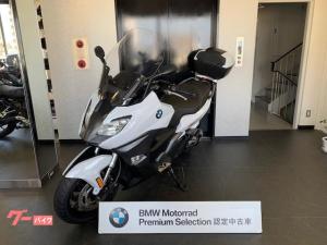 BMW/C650スポーツ 純正テールBOX装備 ETC2.0車載器 2019年登録車