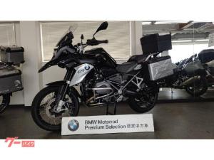 BMW/R1200GS トリプルブラック 純正パニア.トップケース装備 キーレスライド プレミアムライン 2016年登録車