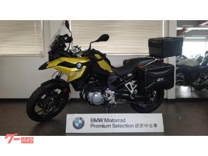 BMW/F750GS 純正トップ・サイドパニア装備 オートクルーズ オートシフター 2019年登録車