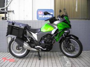 カワサキ/VERSYSーX 250 ツアラー 純正フォグランプ ETC カスタマイズ仕様