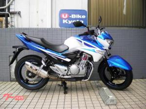 スズキ/GSR250 カスタマイズ仕様