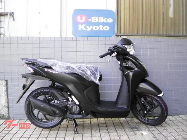 ホンダ Dio110 新型スマートキー仕様の画像(京都府