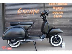 VESPA/PX200 FL2 ブラックカスタム