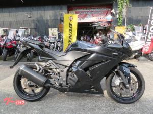 カワサキ/Ninja 250R ブラック