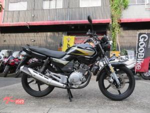 ヤマハ/YBR125 ブラックカラー