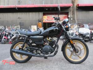 ヤマハ/YB125SP ブラックカスタム