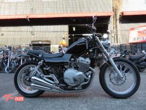 ホンダ/CB400Four ブラックナイトロッドフルカスタム