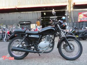 スズキ/ST250 ブラックツートンカラーカスタム