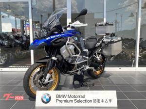 BMW/R1250GS Adventure BMWセレクション HPマフラー アルミケース プレミアムライン