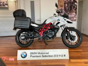 BMW/F700GS 純正パニアケース スタンダード BMW認定中古車