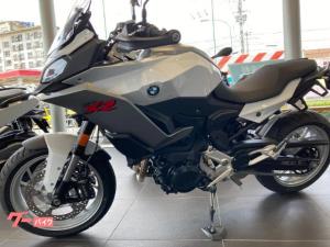 BMW/F900XR ローダウン仕様