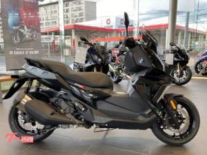BMW/C400X ハイライン ブラック・ストームM
