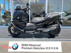BMW/C400GT 認定中古車 ナビ・シートヒーター・グリップヒーター付き