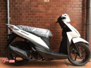 スズキ/アドレス110 M0 新車 最新モデル