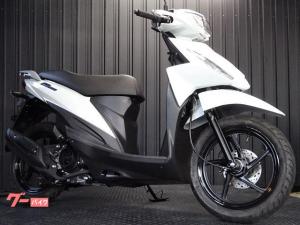 スズキ/アドレス110 新車 最新モデル