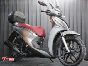 KYMCO/ターセリーS125 ABS 国内正規モデル スクリーン装着