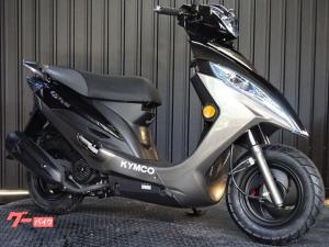 KYMCO/GP125i ブラック 正規販売モデル