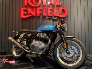 ROYAL ENFIELD/コンチネンタルGT650 スタンダード 正規取扱新車 ベンチュラブルー