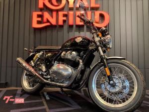 ROYAL ENFIELD/INT650 スタンダード 正規取扱新車 マークスリーブラック