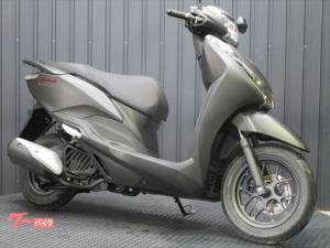 ホンダ/リード125 海外限定 スマートキーモデル マットブラック