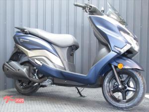 スズキ/バーグマン125 最新モデル マットブルー