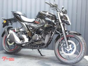 スズキ/GIXXER 150 ABS インポートモデル ブラック