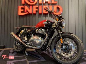 ROYAL ENFIELD/INT650 カスタム 正規取扱新車 ラヴィシングレッド