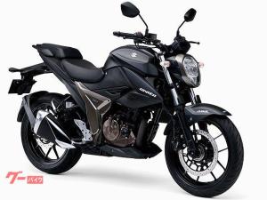 スズキ/GIXXER 250 ABS標準装備 2020年現行最新モデル