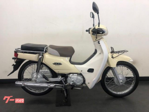 ホンダ/スーパーカブ110 タンデムシート