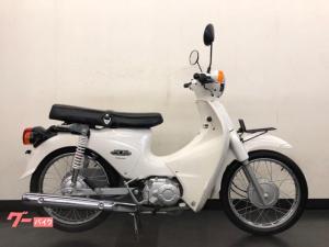 ホンダ/スーパーカブ110 ダブルシート リアサス