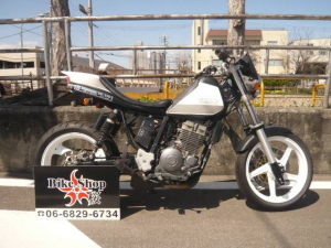 ヤマハ/TT250R Raid フルカスタム
