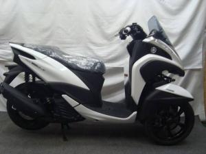 ヤマハ/トリシティ155 ABS 国内最新モデル
