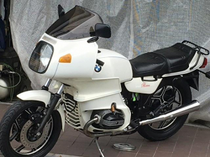 BMW/R100RS ETC パニア付