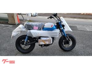 ホンダ/モンキー125ABS   5速トランスミッションエンジン