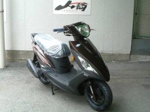 SYM/GT125EFi EVO 限定型 日本正規仕様モデル