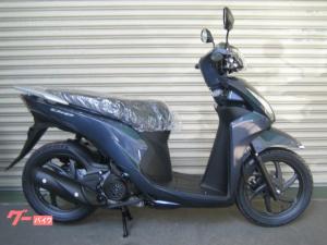 ホンダ/Dio110 eSP型 日本正規仕様・生産終了モデル