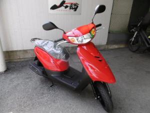 ヤマハ/JOG 熊本生産J8モデル
