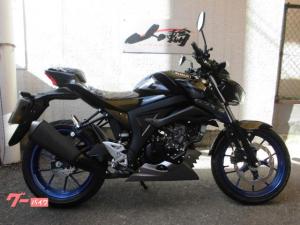 スズキ/GSX-S125 ABS 最新現行M0モデル