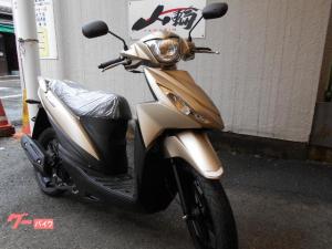 スズキ/アドレス110 2020 最新M0モデル
