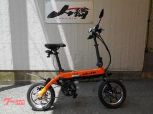 電動スクーター/電動スクーター glafit GRF-01 電動折り畳みバイク