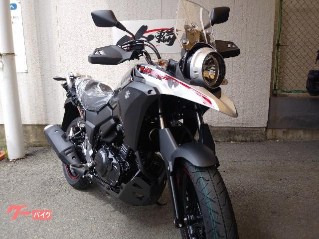 スズキ V-ストローム250ABS 最新M1モデルの画像(大阪府