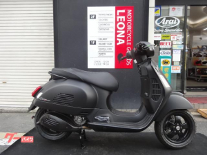 VESPA/GTS300ie Super Notte
