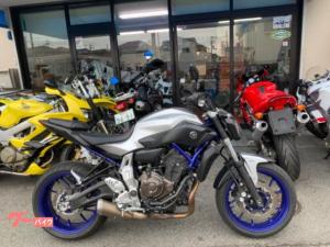 ヤマハ/MT-07 ABS・ETC・新品タイヤ付き