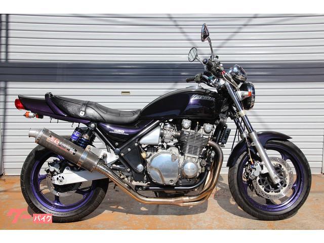 カワサキ ZEPHYR1100 ヨシムラカーボンの画像(兵庫県