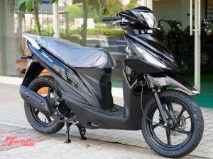スズキ/アドレス110 新車 2021年モデル ブラック