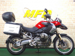 BMW/R1200GS ABS フルパニア エンジンガード他