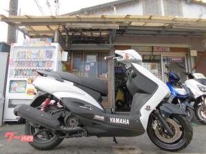 ヤマハ/シグナスX SR アニバーサリー2型 スペアキー付き Fタイヤ新品